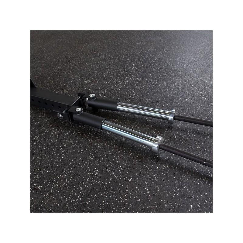 Body Solid Dual T-Bar Row zu Power Rack SPR500/1000 (SPRTB)