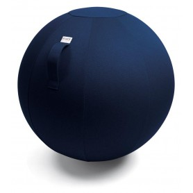 VLUV Leiv Stoff-Sitzball royal blue