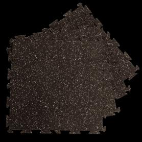 Tapis de protection de sol à emboîtement tacheté (RFBST4PS)