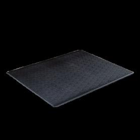 Floor protection mat 121 x 91cm, black (RF34B)