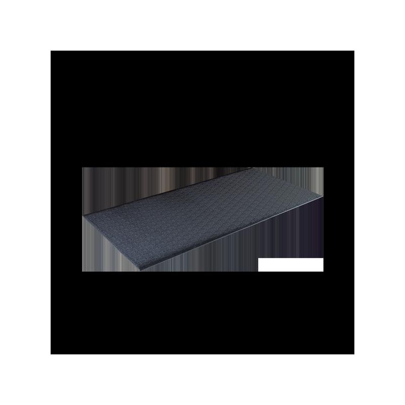 Bodenschutzmatte 203 x 91cm, schwarz (RF36T)