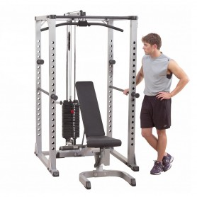 Body Solid Power Rack Full Set (GPR378FB)