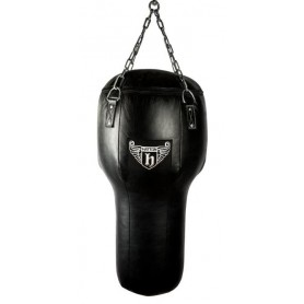 Hatton 25kg Upper Cut Leder-Boxsack (JLBOX-HATUCBL)