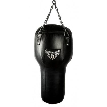 Hatton 25kg Upper Cut Leather Punching Bag (JLBOX-HATUCBL)