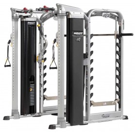 Hoist Fitness Mi7 Functional Trainer mit Multipresse