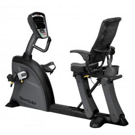 SportsArt C521M ergomètre couché Medical Line