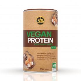 All Stars Vegan Protein 600g Dose