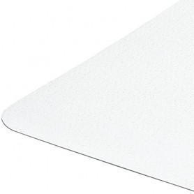 Floor protection mat 140 x 70cm, transparent