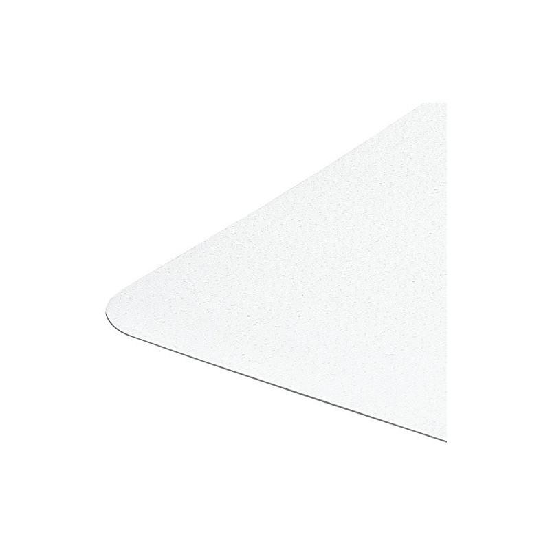 Bodenschutzmatte 200 x 85cm, transparent