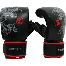 Bruce Lee Punching Bag Gloves Deluxe