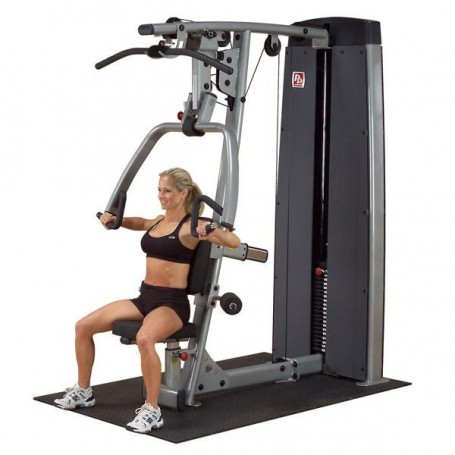 Body Solid Club Line - Lat/Row/Chest-/Incline-/Shoulder-Press (DPLS-SF)