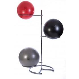 Jordan Gymnastikballständer für 3 Bälle (JTJSR-3)