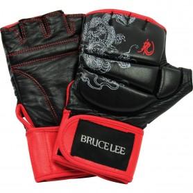 Bruce Lee MMA Gants de boxe de luxe pour les arts martiaux (14BLSBO024)