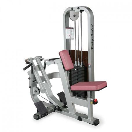 Body Solid Club Line - Rudermaschine sitzend (SRM-1700G/2)