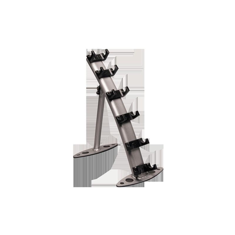 Body Solid Ständer für 6 Aerobichanteln (GDR10)