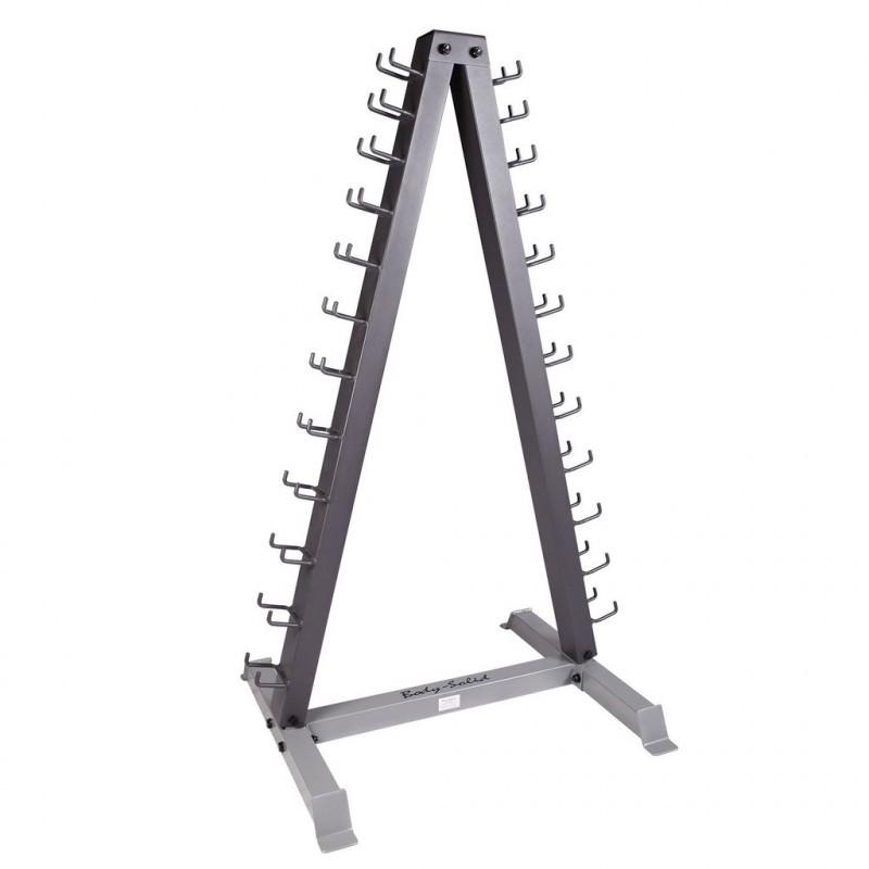 Body Solid Ständer für 24 Aerobichanteln (GDR24)