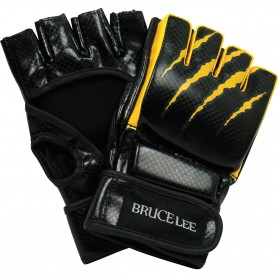 Bruce Lee MMA Martial Arts Boxing Gloves PU (14BLSBO027)