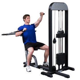 Body Solid Pro Select Multi Functional Press Combi (GMFP-STK)