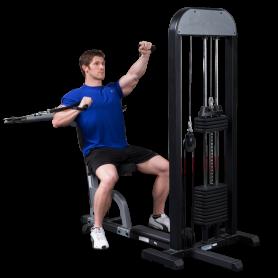 Body Solid Pro Select Multi Functional Press Kombi (GMFP-STK)