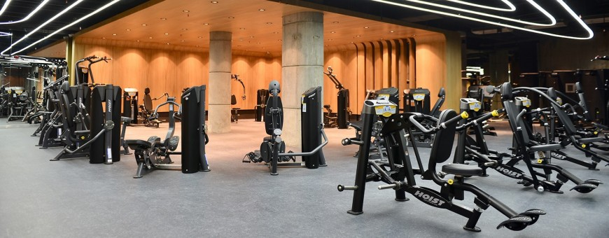High-end fitness equipment for the equipment of sports